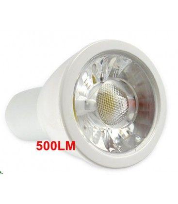 LEDlife LUX5 LED spotlight- 5W, dimbar, RA 95, 12V, MR16 / GU5.3