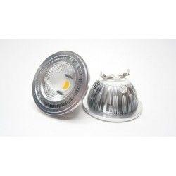 G53 AR111 LED MANO5 LED spotlight - 5W, dimbar, varmvitt, 230V, G53 AR111