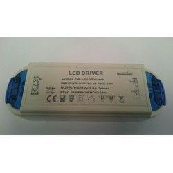 12V 30W dimbar strömförsörjning - 12V DC, 2,5A, IP20 inomhus