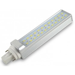 G24 LED LEDlife G24D LED lampa - 13W, 180°