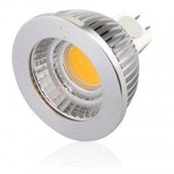 MR16 GU5.3 LED LEDlife COB5 LED spotlight- 4.5W, dimbar, 12V, MR16 / GU5.3