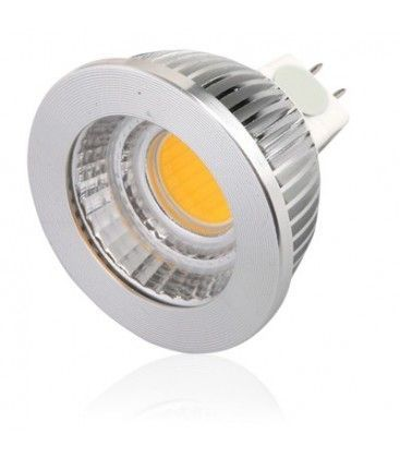 LEDlife COB5 LED spotlight- 4.5W, dimbar, 12V, MR16 / GU5.3