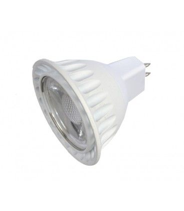 LEDlife LUX2 LED spotlight- 2W, dimbar, 12V, MR16 / GU5.3