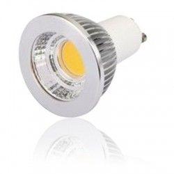 GU10 LED LEDlife COB3 LED spotlight - 3W, 230V, GU10