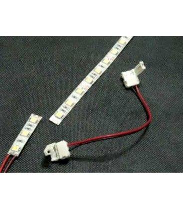 Flexibel skarv för LED strips - Till 5050 strips (10mm bred), 12V / 24V