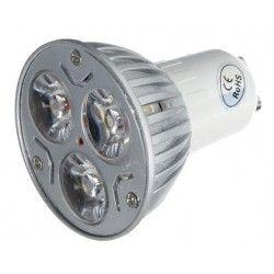 GU10 LED LEDlife TRI3 LED spotlight - 3W, GU10