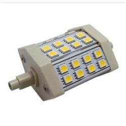 Lampor LED lampa för strålkastare - 5W, kallvit, R7S