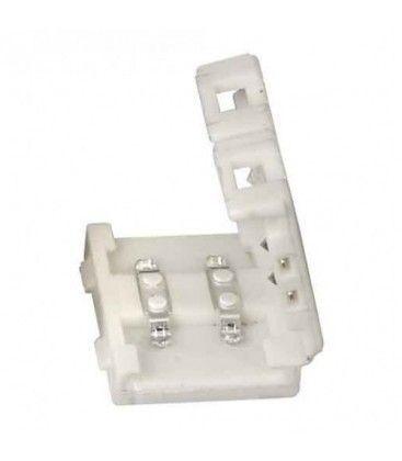 Skarv för 3528 LED strips - Enfärgad (8mm), 12V / 24V