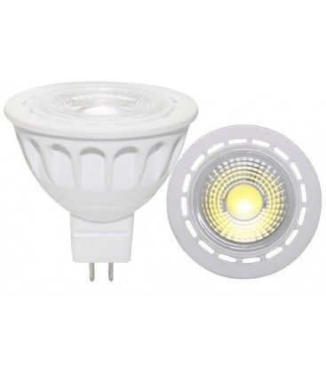 LEDlife LUX4 LED spotlight- 4W, dimbar, 12V, MR16 / GU5.3