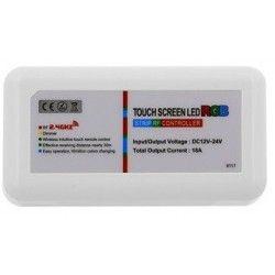 12V RGB RGB kontroller utan fjärrkontroll - 12V (216W), 24V (432W), RF trådlöst