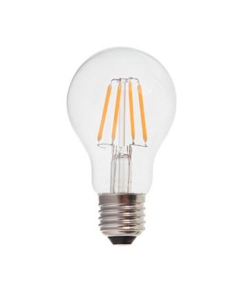 V-Tac 4W LED lampa - Filament, varmvitt, E27