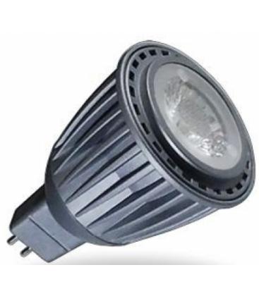 V-Tac 7W LED spotlight- 12V, MR16 / GU5.3
