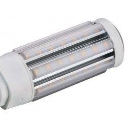 G24 LED LEDlife GX24Q LED lampa - 9W, 360°, varmvitt, klartt glas