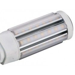 G24 LED LEDlife GX24Q LED lampa - 11W, 360°, varmvitt, matt glas