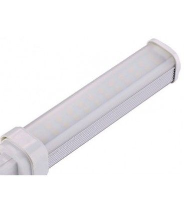 LEDlife G24Q LED lampa - 5W, 120°, matt glas