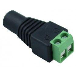 12V RGB DC-Kontakt Hona - Med skruvanslutning, max 60W