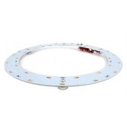 2D kompakt Rör 12W LED insats - Ø14,2 cm, ersätta cirkelrör och kompaktrör