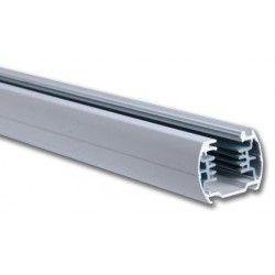 Takspotlights V-Tac 2 meter skena för skena spotlight - Vit, 3-fas