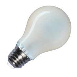 E27 vanliga LED V-Tac 8W LED lampa - Filament, mattteret, A67, E27