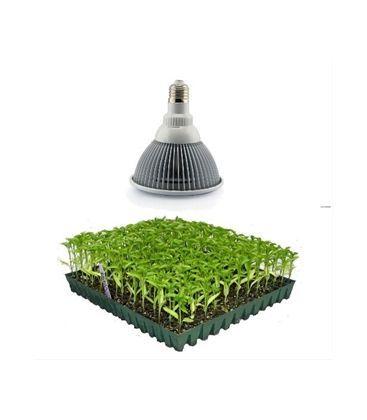 LED 12W växtarmatur, E27, Grow lamp