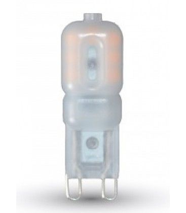 Lagertömning: V-Tac 2,5W LED pære - 230V, G9