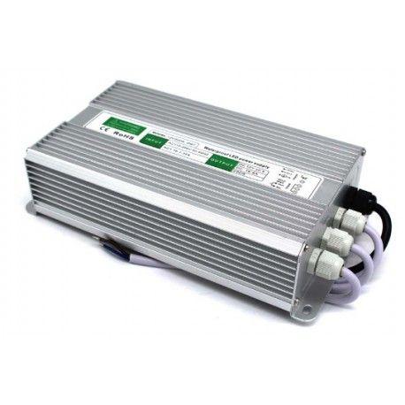 200W strömförsörjning - 12V DC, 16,6A, IP67 vattentät