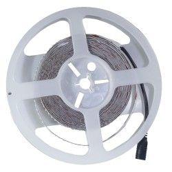 12V V-Tac 18W/m LED strip hög lumen RA 95 - 5m, IP20, 120 LED per. meter