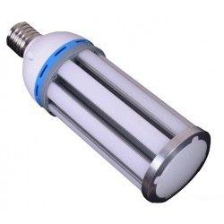 E40 LED LEDlife MEGA36 LED lampa - 36W, dimbar, matt glas, varmvitt, IP64 vattentät, E40