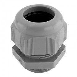 Utan LED - Lysrörsarmaturer Förskruvning för IP65 armatur - Med gummiring och dragavlastningen, 16mm