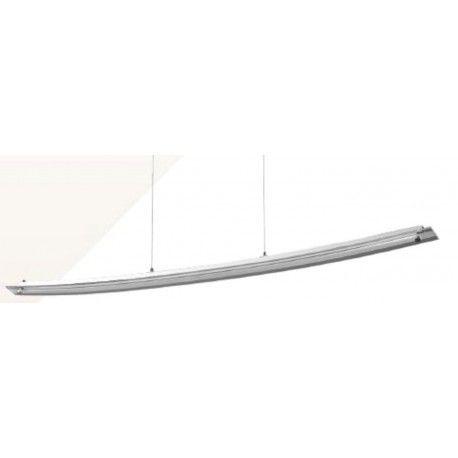 Designer 18W LED hängande tak armatur - 98cm, 4000K, 230V, inkl. ljuskälla