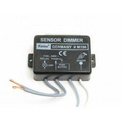 230V LED dæmpere Kemo M156 touch dimmer - 200W, kip-strömbrytare eller sensor