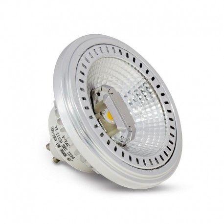 V-Tac 12W LED spotlight - GU10 AR111