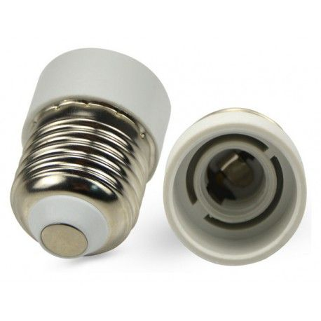 E27 till E14 adapter