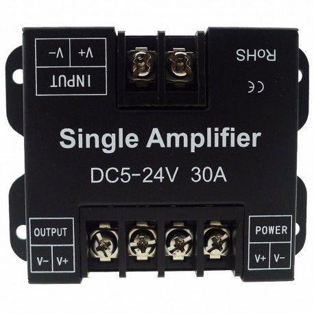 Signal förstärkare för enfärgade LED strips