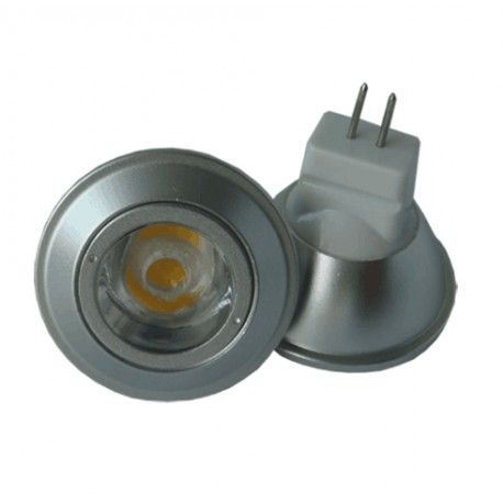 LEDlife SUN3 LED spotlight- 3W, dimbar, 35mm, 12V, MR11 / GU4