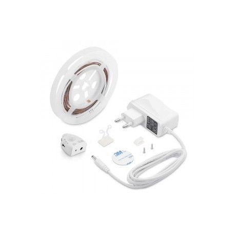 V-Tac LED Bedlight - Smart belysning till enkelsäng
