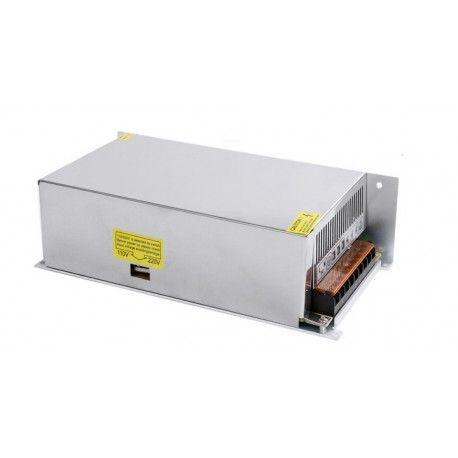 600W strömförsörjning - 24V DC, 25A, IP20 inomhus