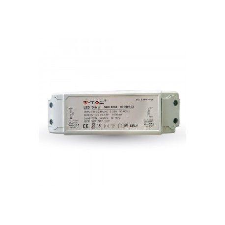45W driver till LED panel - Flicker free, passa till vår 45W / 5400lm LED paneler