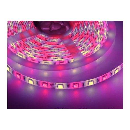 V-Tac 10,8W/m RGB+WW LED strip - 5m, 60 LED per. meter