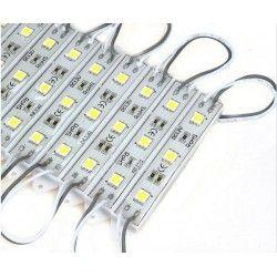 12V IP68 Vattentät LED modul - 0,9W, IP67, Perfekt till skyltar och speciallösningar