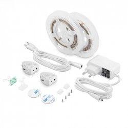 V-Tac LED Bedlight - Smart belysning till dubbelsäng