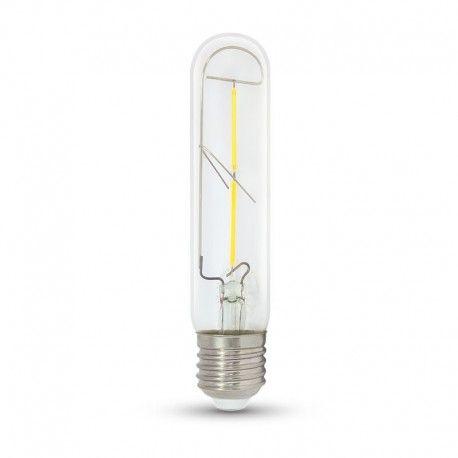 V-Tac 2W LED lampa - Filament, T30, E27