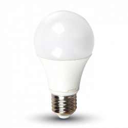 E27 LED V-Tac 9W LED lampa - Samsung LED chip, A58, E27