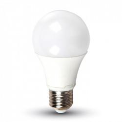 E27 vanliga LED V-Tac 9W LED lampa - Samsung LED chip, A58, E27