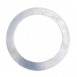 Downlights Förstoringsring - Hål: Ø7,7 cm, Mål: 12,5 cm, rostfritt stål Passa till Inno88
