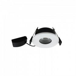 Downlights V-Tac 7W LED downlight - Hål: Ø7,2 cm, Mål: Ø8,5 cm, Högde: 52mm dimbar, 230V
