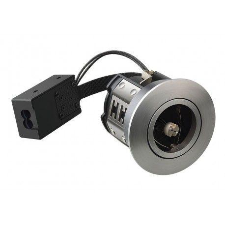 LEDlife Inno88 - MR16, borstad alu, IP44, godkänd i isolering