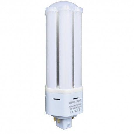 LEDlife G24Q-DIRECT9 LED lampa - HF kompatibel, 360°, 9W