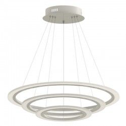 V-Tac 70W LED ljuskrona med 3 ringar - Dimbar, mjuk lys, Ø60 cm