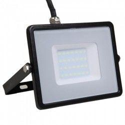 LED strålkastare V-Tac 30W LED strålkastare - Samsung LED chip, arbetsarmatur, utomhusbruk